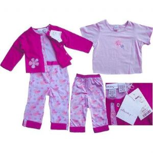 3 Piece set with trousers, 4 years, [CL542A]